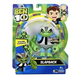 GIOCHI PREZIOSI Ben 10 Βασικές Φιγούρες Hot Shot Και Slapback - 2 Σχέδια ΒΕΝ37000 8056379074731