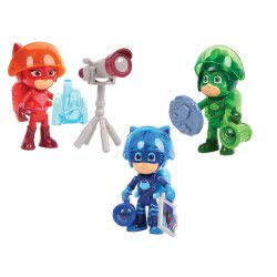 GIOCHI PREZIOSI PJ Masks Super Moon Adventure Figure And Accessory - 3 Designs PJU03000 8056379059813