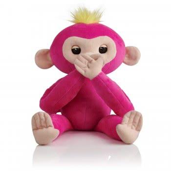 WowWee Fingerlings Monkey Hugs - 2 Colours 3532 771171135326