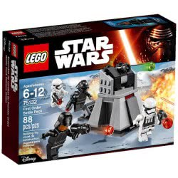 LEGO STAR WARS Πακέτο Μάχης Πρώτου Τάγματος 75132 5702015591584