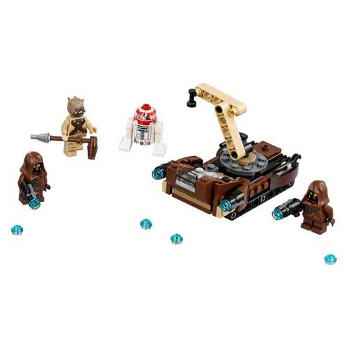 LEGO Star Wars Tatooine Battle Pack 75198 5702016109924