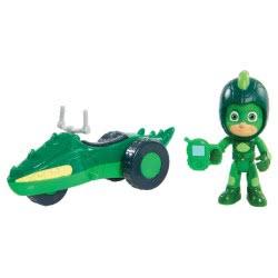 GIOCHI PREZIOSI PJ Masks Super Moon Adventure Figure And Vehicle - 2 Designs PJU00400 8056379057611