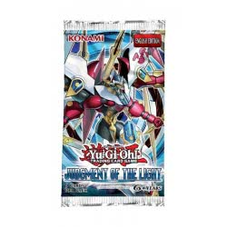 KONAMI Yu-Gi-Oh! YGO: Judgment Of Light Booster KON341254 4012927341254