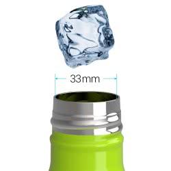 ion8 Μεταλλικό Θερμός One Twist Leak Proof 500 Ml - Ροζ ΙΟΝ85-00SGΡΙΝ 619098081978