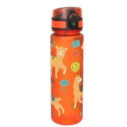 ion8 Leak Proof Water Bottle, BPA Free, 500Ml / 18Oz, Orange, Llamas ION85-FPGLLAM 619098082678