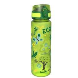 ion8 Leak Proof Water Bottle, BPA Free, 500Ml / 18Oz, Green, Ecology ION85-FPGRCO 619098082692