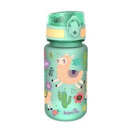 ion8 Leak Proof Water Bottle, BPA Free, 350Ml 12Oz, Mint Green, Llamas ION-FPGLLAP 619098082661