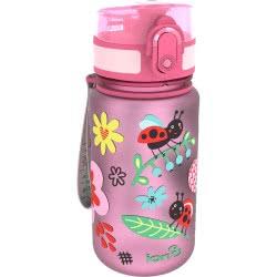 ion8 Leak Proof Water Bottle, BPA Free, 350Ml / 12Oz, Pink, Ladybugs ΙΟΝ83-FΡΡLΑDΥ 619098081244