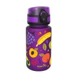 ion8 Leak Proof Water Bottle, BPA Free, 350Ml / 12Oz, Purple, Fruit ION83-FPPPFRUI 619098082838