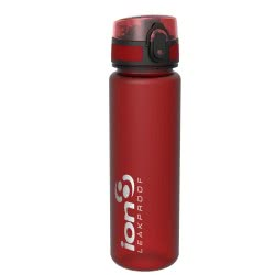 ion8 Leak Proof Water Bottle, BPA Free, 500Ml / 18Oz, Chilli Red ION85-00FCHRQ 619098082623