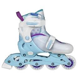 POWERSLIDE Skates Frozen Sister Rules Size 27-30 17.991015/27 4040333491751