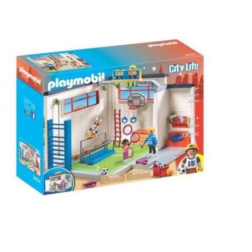 Playmobil City Life Γυμναστήριο - Gym 9454 4008789094544
