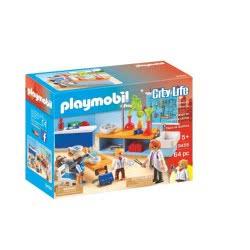 Playmobil City Life Chemistry Class 9456 4008789094568