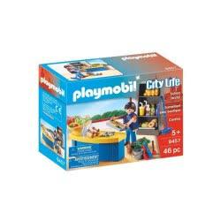 Playmobil City Life School Janitor 9457 4008789094575