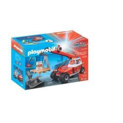 Playmobil City Action Γερανός Πυροσβεστικής 9465 4008789094650