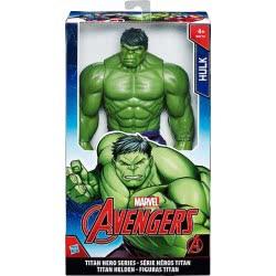 Αγνωστος κατασκευαστής Marvel Avengers Φιγούρα Titan Hero Hulk 30Εκ. B5772 5010993347131
