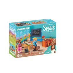 Playmobil Spirit Riding Free Η Τάξη Της Δεσποινίδας Φλόρες 70121 4008789701213