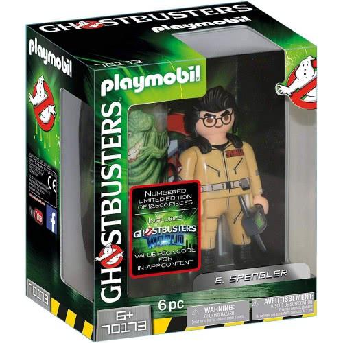 Playmobil Ghostbusters Συλλεκτική Φιγούρα Ίγκον Σπένγκλερ 70173 4008789701732