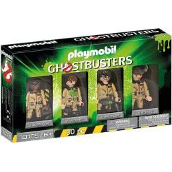 Playmobil Ghostbusters Figures Setghostbusters 70175 4008789701756