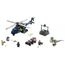 LEGO Jurassic World Blue Helicopter Pursuit 75928 5702016110234