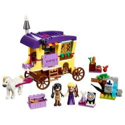 LEGO Disney Princess Rapunzel Traveling Caravan 41157 5702016111712