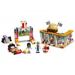 LEGO Friends Πλανόδιο Εστιατόριο 41349 5702016112016