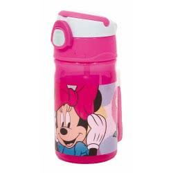 GIM Minnie Mouse Παγούρι 350 Ml - Ροζ 553-60204 5204549117013