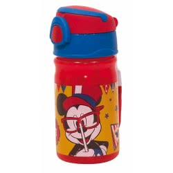 GIM Mickey Photo Booth Canteen 350 Ml - Red 553-54204 5204549116962