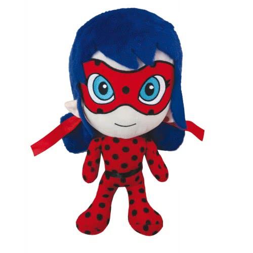 GIM Miraculous Ladybug Λούτρινο 27Εκ. - 4 Σχέδια 810-35421 8425611359125
