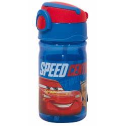 GIM Cars Speed Central Canteen 350 Ml - Blue 552-84204 5204549116924
