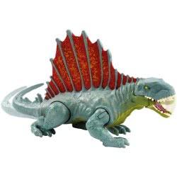 Mattel Jurassic World Basic Dinosaur Figure - Dimetrodon GCR54 / GCR58 887961733372