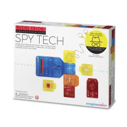 Logiblocs Spy Tech 6805 4893156068057