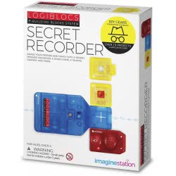Logiblocs Secret Recorder L06808 4893156068088