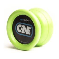yoyo factory YO-YO One Ready To Play Green - Πράσινο 16303 4260243163030