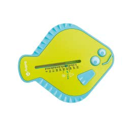SAFETY 1st Flat Fish Bath Thermometer U01-31070-00 3220660265299