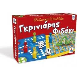 Desyllas Games Δεσύλλας Επιτραπέζια Παιδικά Γκρινιάρης - Φιδάκι 100523 5202276005238