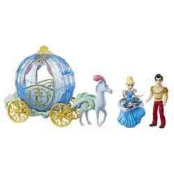 Hasbro Disney Princess Royal Carriage Ride, Cinderella And Prince Charming E2972 / E3078 5010993558230