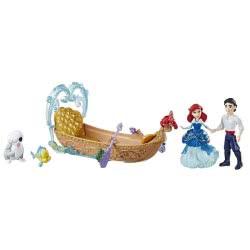 Hasbro Disney Princess Evening Boat Ride, Ariel And Prince Eric E2972 / E3077 5010993558223