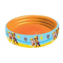 GIM Inflatable Pool 100X30cm Paw Patrol Boys - Orange 870-37170 5204549117624