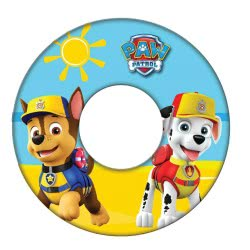 GIM Swim Ring 51Cm Paw Patrol Boys 870-37110 5204549116696