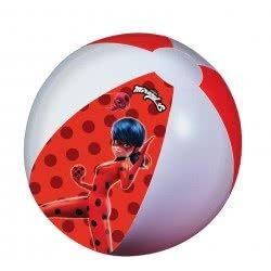 GIM Μπαλα Θαλάσσης 45Cm Miraculous Ladybug 870-91130 5204549117662