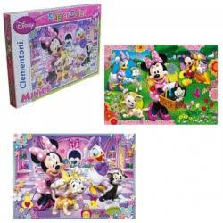 Clementoni Παζλ 2 x 20 Disney Minnie Mouse 1200-24724 8005125247240