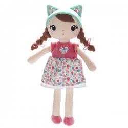 Eurekakids Kirumi Plush Doll Aby 38 Cm 6900011 8435404812232