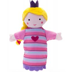 Eurekakids RP Κούκλα Κουκλοθεάτρου Πριγκίπισσα 7021630002 8435404810030