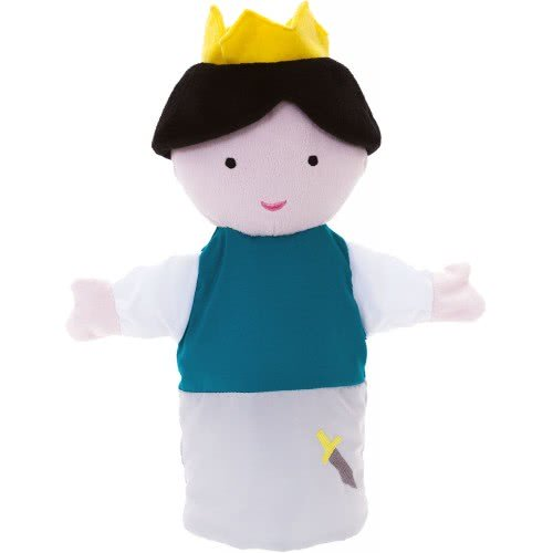 Eurekakids RP Κούκλα Κουκλοθεάτρου Πρίγκιπας 7021630008 8435404810092