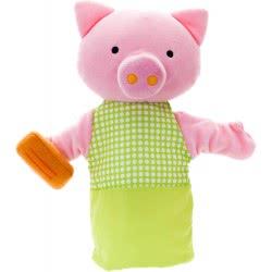 Eurekakids RP Marionette Little Pig Green 7021630007 8435404810085