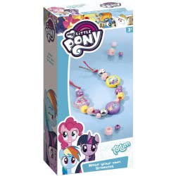 Gialamas Make Your Own Bracelet, Keychain And Stamps My Little Pony - 3 Designs TM951181 5205125021564