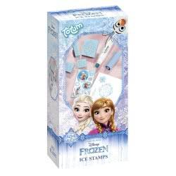 Gialamas Κατασκευή Κοσμημάτων Και Στάμπες Disney Frozen - 3 Σχέδια TM950443 8714274950443