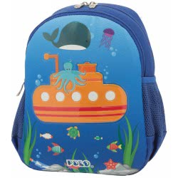 POLO Backpack Animal Junior (P.R.C.) Sadmarine Color 66 901014-66 5201927102135