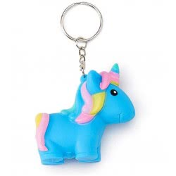 Christakopoulos Poopoo Keychain Unicorn 6Cm - 4 Colours 1945 0675220620620